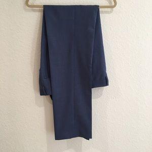 Men's dress pants by John Varvatos flat front